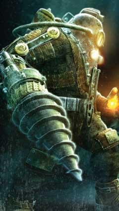 Скачать игру Bioshock держи андроид