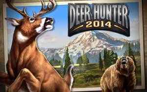 Скачать взломанный Deer Hunter 0016 вместе с бесконечными деньгами